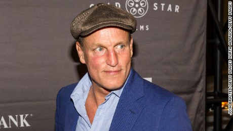 NEW ORLEANS, LA - OCTOBER 12:  Actor Woody Harrelson attends the New Orleans premiere of 'LBJ' at The Orpheum Theatre on October 12, 2016 in New Orleans, Louisiana.  (Photo by Josh Brasted/Getty Images)