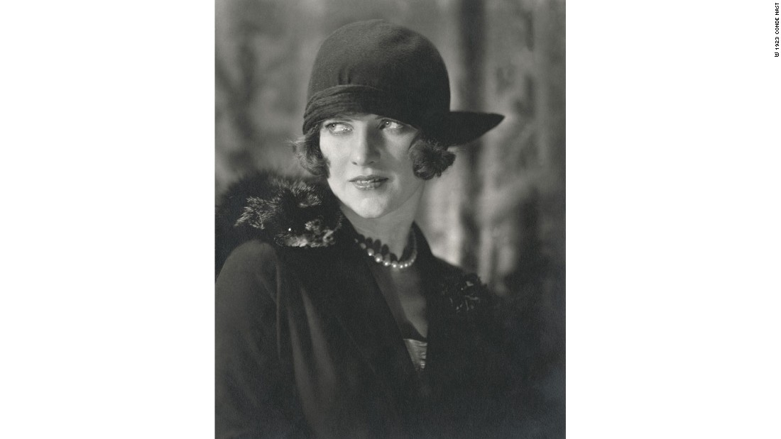 In the 1920s, Vogue used New York stage performers for their models, arguably kicking off the fashion industry's obsession with celebrities. <br />