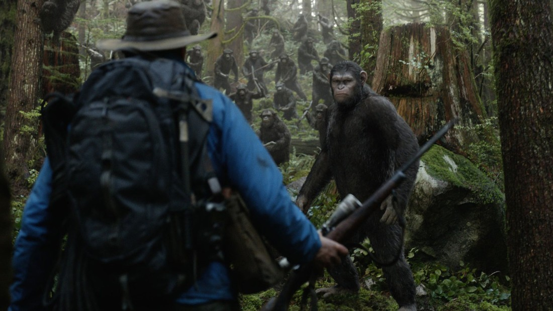"""Dawn of the Planet of the Apes"" (2014)"