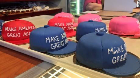 MAGA cakes