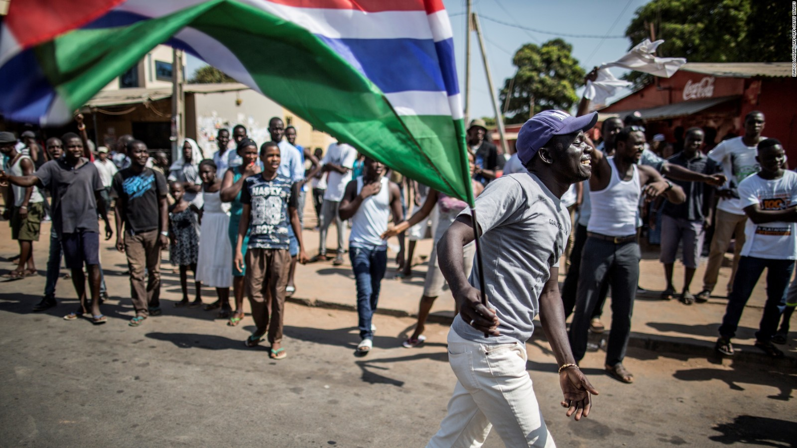 Gambia Why Is This Small African Nation In Turmoil