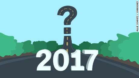 cnnmoney 2017 uncertainty
