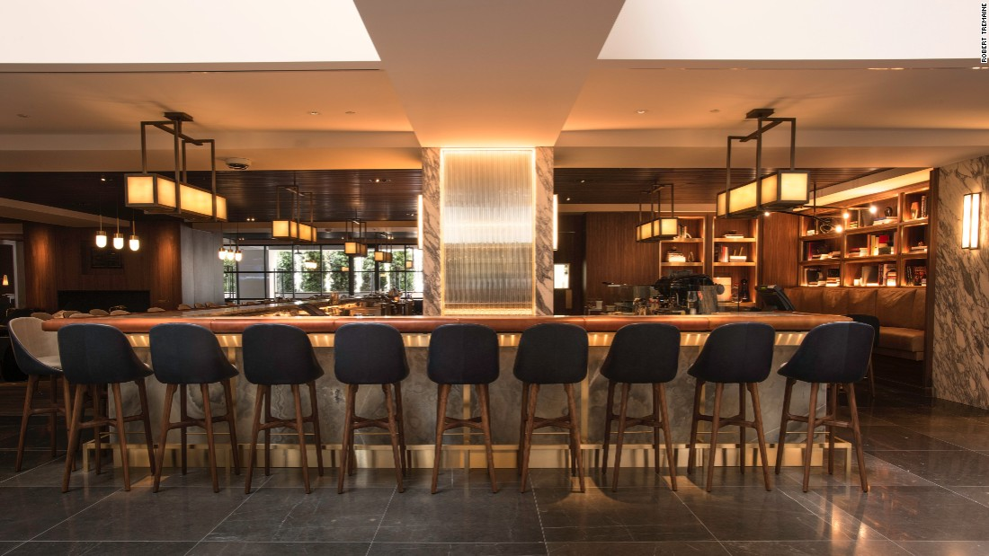 <strong>Bayou & Bottle </strong>-- The new bar at the Four Seasons Houston stocks 70 varieties of bourbon.