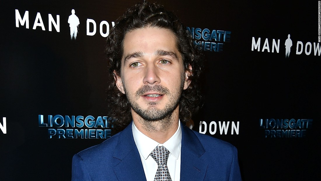 Assault Charges Against Shia LaBeouf Dropped