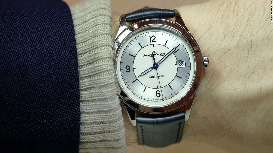 """This particular style of vintage-inspired dial is having quite a moment right now, and<a href=""https://www.hodinkee.com/articles/jaeger-lecoultre-master-control-sector-dials-introducing"" target=""_blank""> Jaeger-LeCoultre</a> is capitalizing on this by releasing three well-priced watches with these so-called sector dials and modestly sized steel cases. This time-and-date watch is the best $5,700 you could spend at this year's SIHH, no question."" -- Stephen Pulvirent"