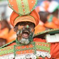Ivory Coast fan AFCON