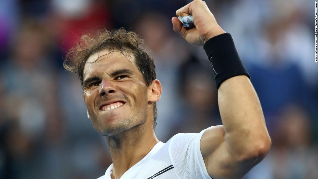 Aus Open: Nadal beats Zverev in four-hour epic