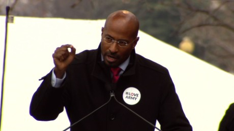 Van Jones Womens March _00000000