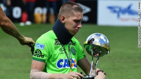 Chapecoense's rebirth in the face of tragedy