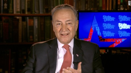 Jake Tapper interviews Sen. Chuck Schumer.
