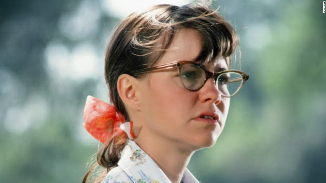 "In the 1976 film ""Sybil,"" Sally Field plays the title character, who has 16 personalities."