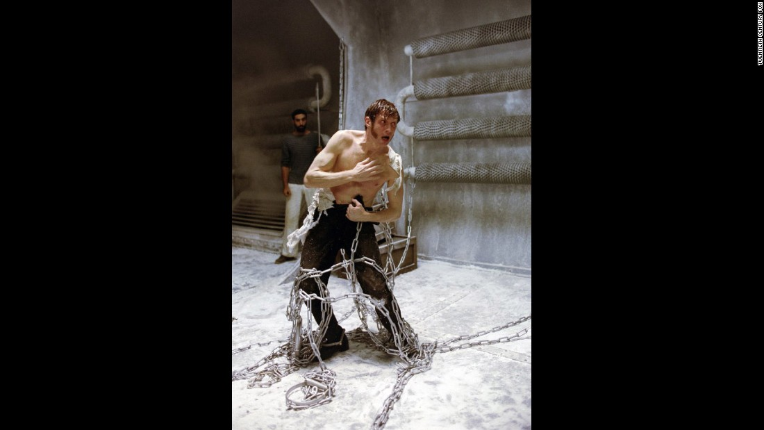 """Jason Flemyng is one of many actors who has played Dr. Jekyll and Mr. Hyde, seen here in """"The League of Extraordinary Gentlemen."""""""