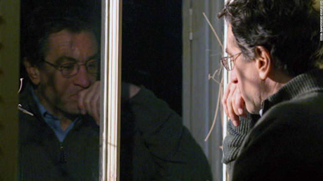 "Robert De Niro's character discovers that he is the murderous Charlie in ""Hide and Seek."""