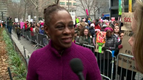 chirlane mccray new york women march intv schneider_00000000