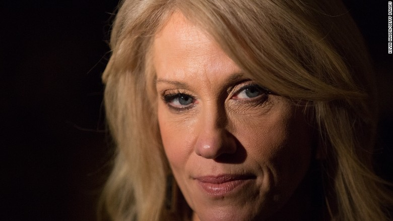 Who is Trump adviser Kellyanne Conway?