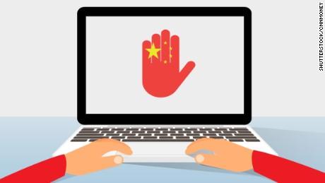 cnnmoney china great firewall