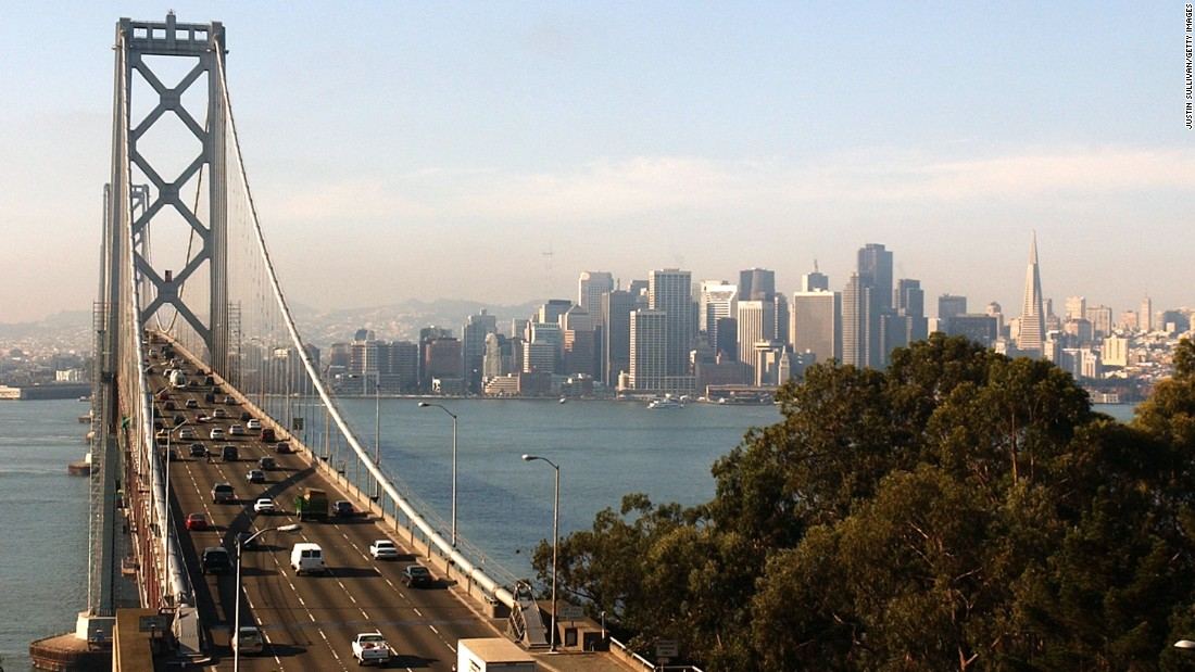 This West Coast city is among the most expensive in the US, with a median multiple of 9.2.