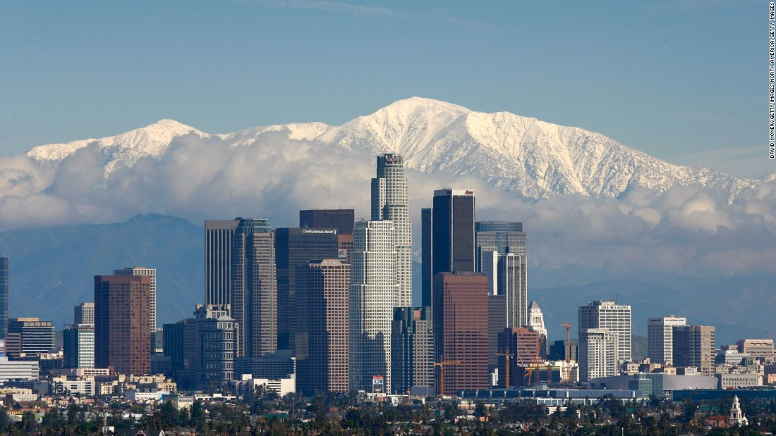 In Los Angeles -- which scored 9.3 -- housing prices rose the equivalent of 14 months in household income in only 12 months, the report said.