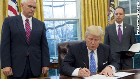 Trump advances controversial oil pipelines with executive action