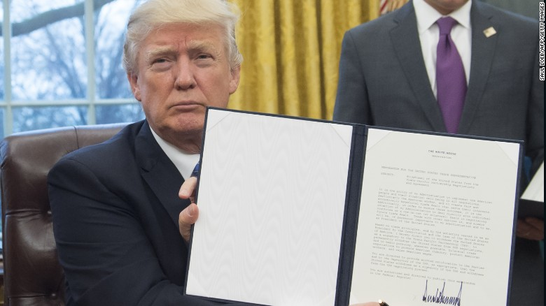 trump s executive orders memorandums and proclamations