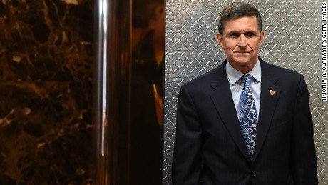 Michael Flynn has resigned as President Donald Trump's national security adviser.