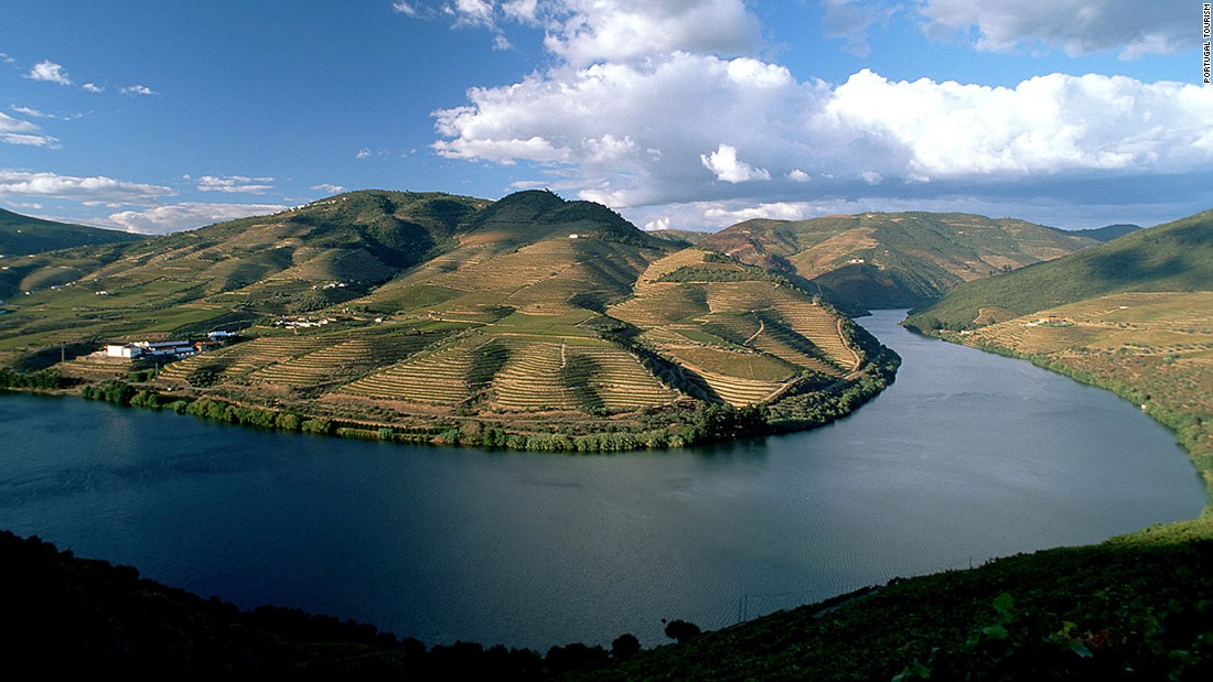 <strong>Douro Valley, Portugal:</strong> The birthplace of port wine, Portugal's Douro Valley has been producing wine for more than 2,000 years.