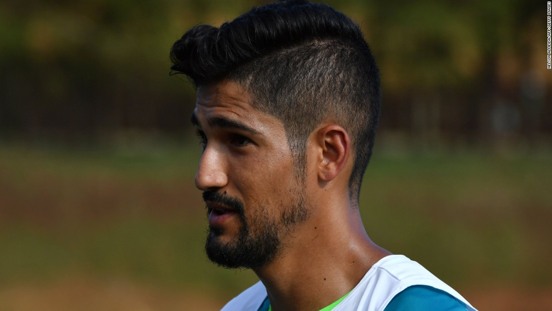 The team has had to be completely rebuilt in the close season, with around 24 new players arriving. One of them is Tulio de Melo, a striker who returned to the club after a spell in 2015. He told CNN that when Neto called him and asked him for his help in rebuilding Chapecoense, he couldn't refuse.