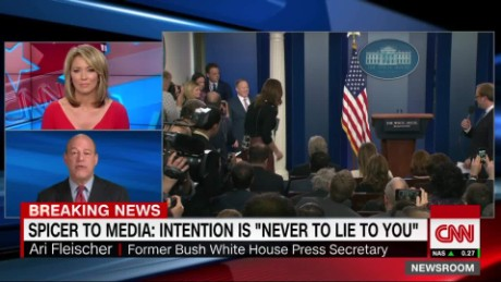 exp fleischer reviews press sec spicer performance cnntv_00002001.jpg
