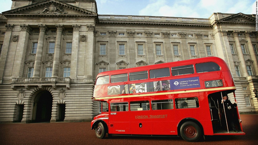 London's famous double decker Routemasters first entered service in 1956 and have graced countless postcards of the city ever since.
