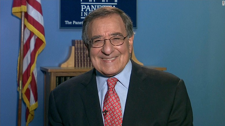 Panetta: CIA not the place for Trump to 'whine'