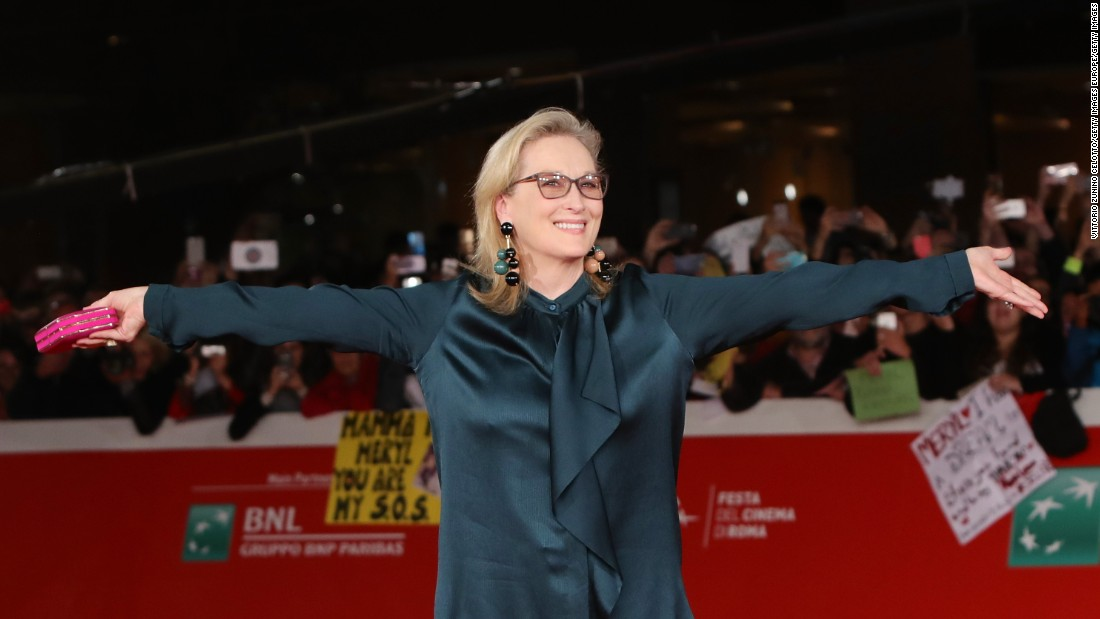 Meryl Streep Is The Internet's New Favorite Meme