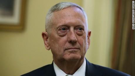 US Defense Secretary Mattis: Only North Korea need fear missile defense