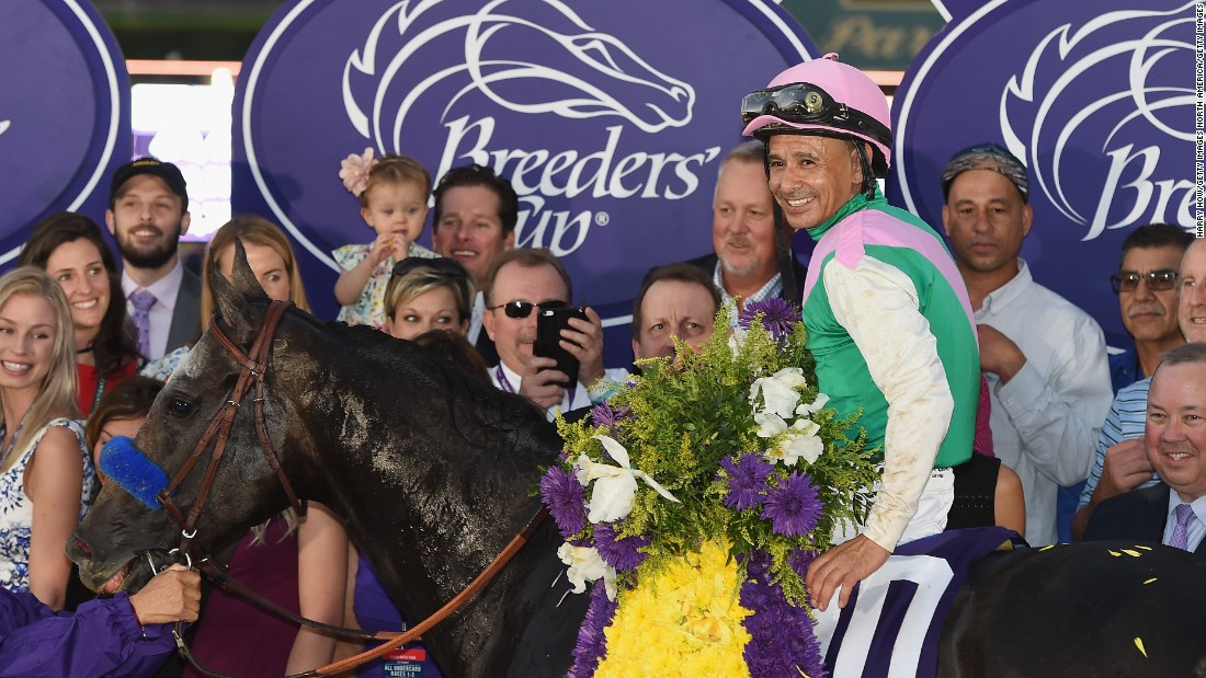 The result helped the American colt to be named Longines World's Best Racehorse for 2016 in London Tuesday.