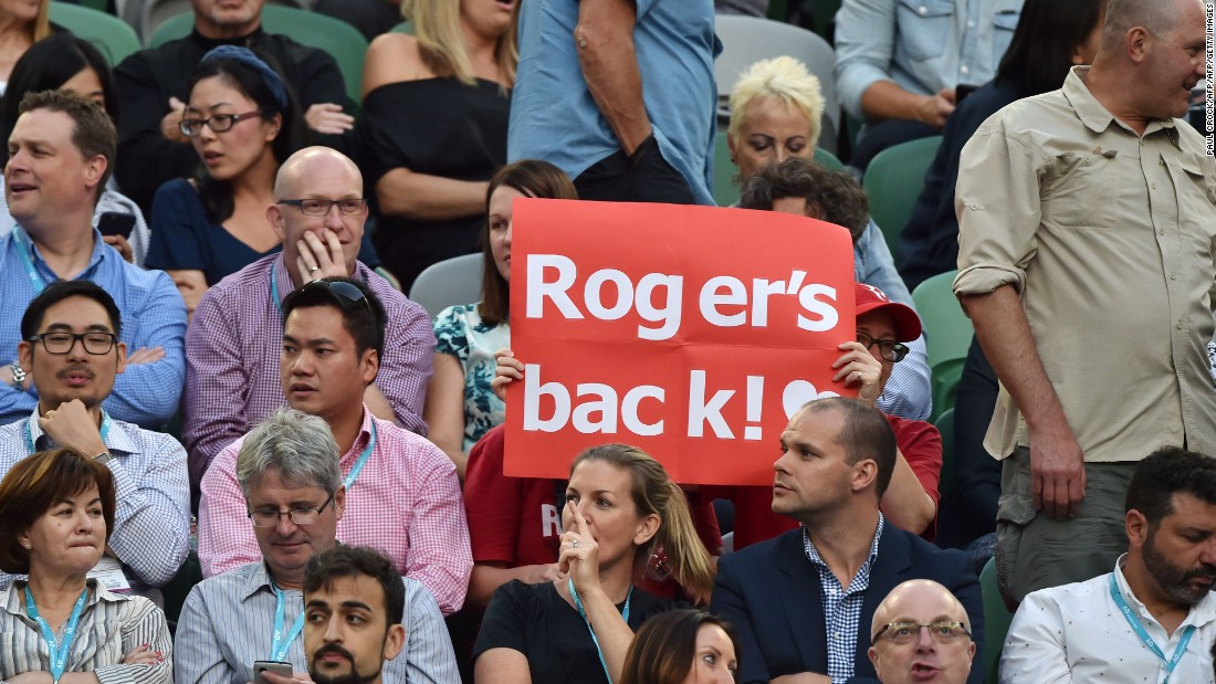 The 35-year-old Federer surprised himself -- but perhaps not his devoted fans -- as he destroyed the German in straight sets in just 92 minutes to reach his 13th Australian Open semifinal.
