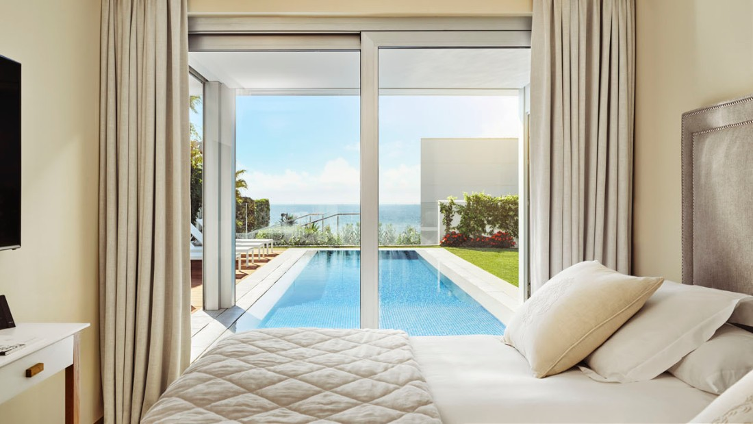 <strong>Villa Armonia, Puente Romano, Marbella, Spain: </strong>Just feet away from the Mediterranean is the high-end resort on Spain's Costa del Sol. It features a two-star  Michelin restaurant and a spa on site.