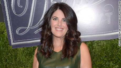 Monica Lewinsky attends the Saks Fifth Avenue + Vanity Fair: 2016 International Best Dressed List Celebration at Saks Fifth Avenue on September 21, 2016 in New York City.