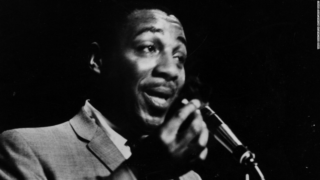 Dick Gregory, civil rights activist and comedian, dead at 84