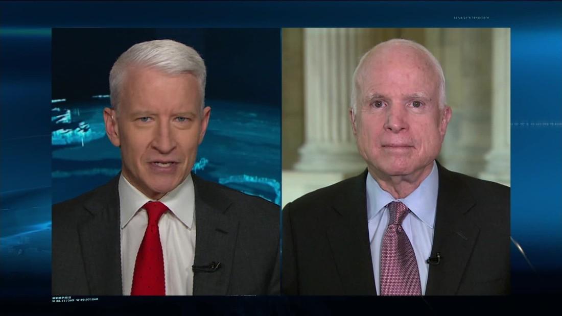 Sen. John McCain: I've seen no evidence of illegal voting ...