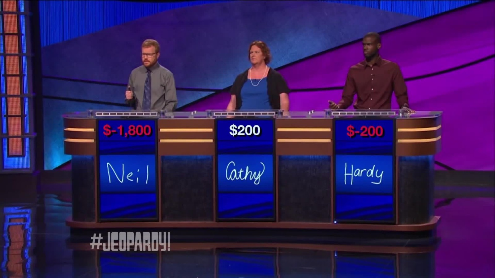 jeopardy contestants stumped by this answer