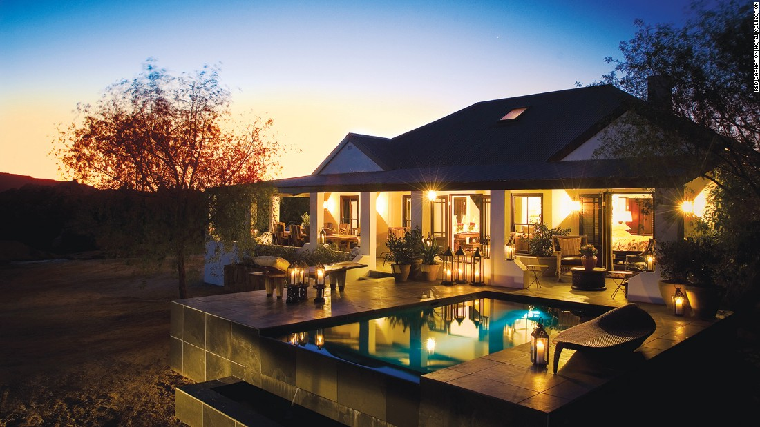 <strong>Koro Lodge, Bushman's Kloof, South Africa</strong>: This renovated farmhouse comes with its own infinity pool, library and wraparound terrace for taking in the stunning landscape and zebras nearby.