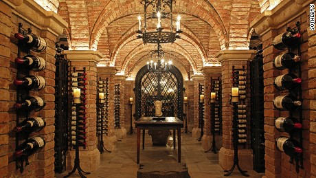 William Koch's Palm Beach Wine Cellar