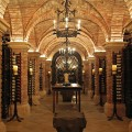 William Koch's Wine Cellar