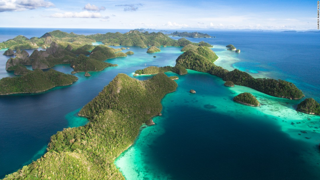 <strong>Wayag, Indonesia: </strong>This area is one of the most stunning spots in the country, says Michael Travers, head of marketing and communications for SeaTrek Sailing Adventures.