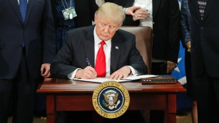 Key points in Trump's immigration executive orders