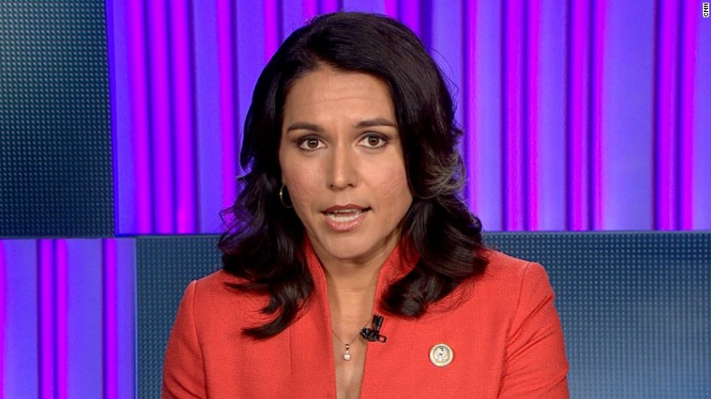 Rep. Gabbard met Assad during Syria visit