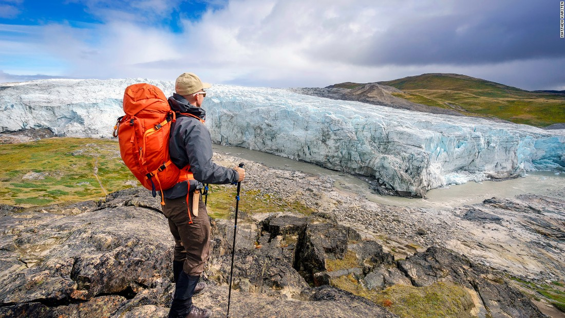 <strong>Greenland:</strong> Greenland summers are actually quite pleasant for walks, says adventure travel blogger and photographer Matthew Karsten. He also suggests spending a day walking the ice cap near Kangerlussuaq, or trekking for 10 days across Greenland's Arctic Circle Trail.