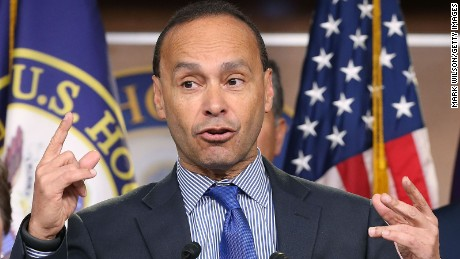Rep. Luis Gutierrez (D-IL) speaks about immigration during a news conference on Capitol Hill, January 9, 2015 in Washington, DC.