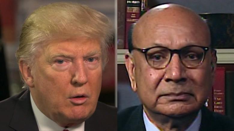 Khazir Khan Donald Trump Muslim ban refugees newday_00000000