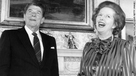 Trump and May: The new Thatcher and Reagan?