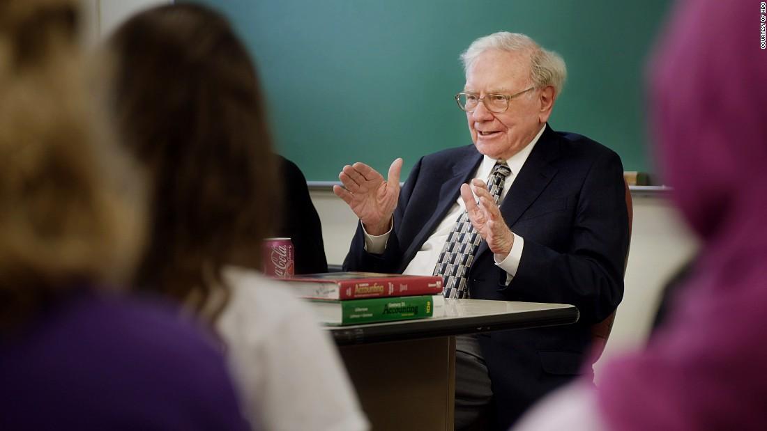 Warren Buffett Shares Billion-dollar Advice In New HBO Documentary